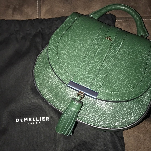 Demellier London Bags Demlier London The Mini Venice In Forest